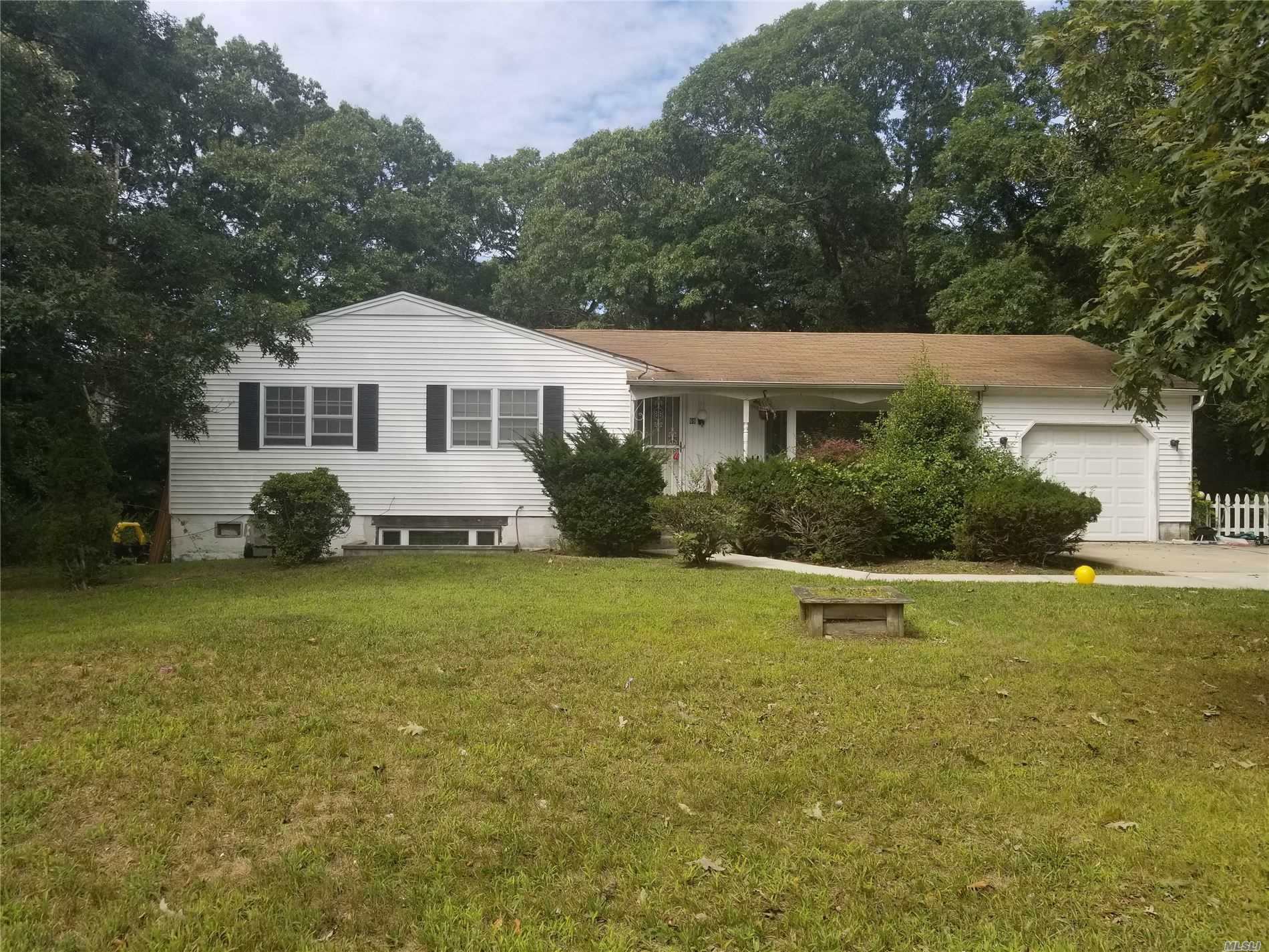 Residential For Sale in 69 Riverside Ave, Mastic Beach, NY ,11951