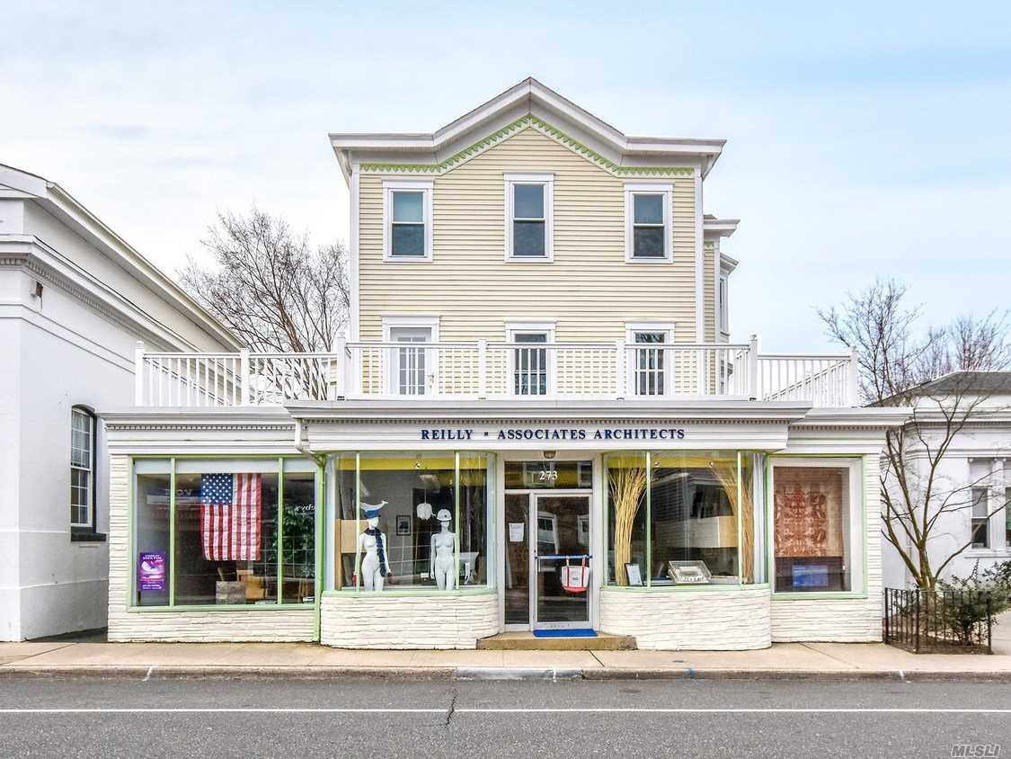 Commercial for sale in 273 Sea Cliff Ave, Sea Cliff, NY ,11579