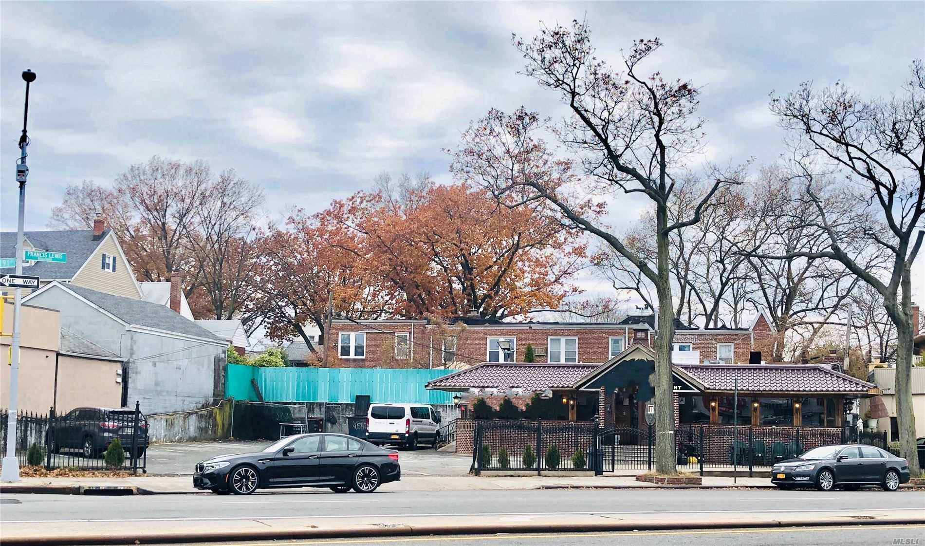 Commercial for sale in 3250 Francis Lewis Blvd, Flushing, NY ,11358