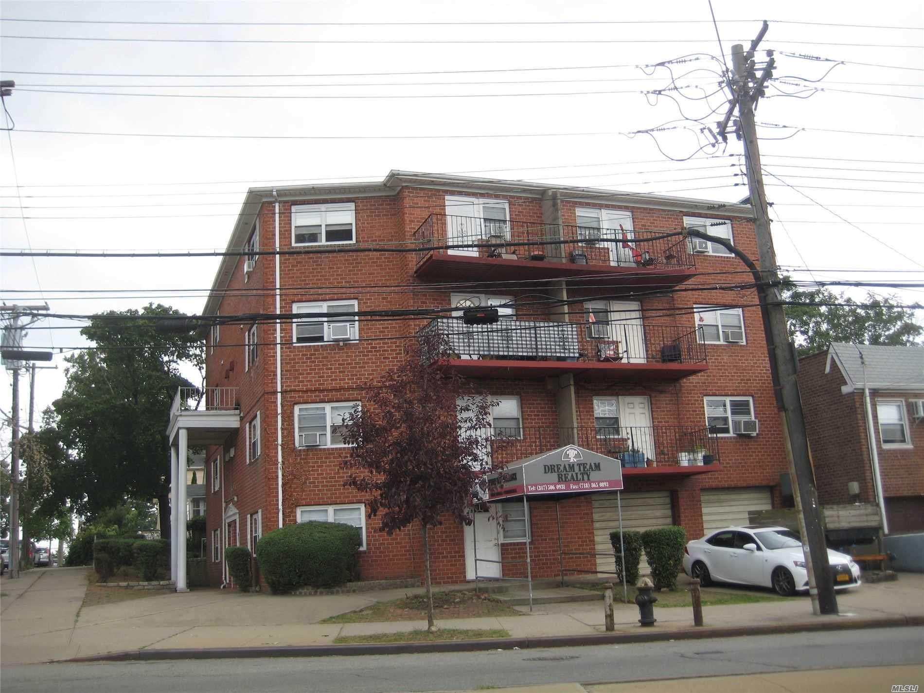 Commercial for sale in 122-02,06 25 Rd, Flushing, NY ,11354