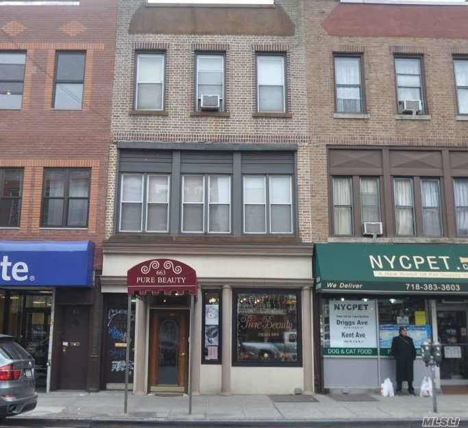 Commercial for sale in 663 Manhattan Ave, Greenpoint, NY ,11222
