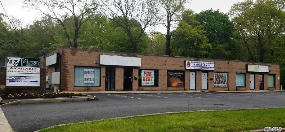 Commercial for sale in 514 -522 Middle Country Rd, Middle Island, NY ,11953