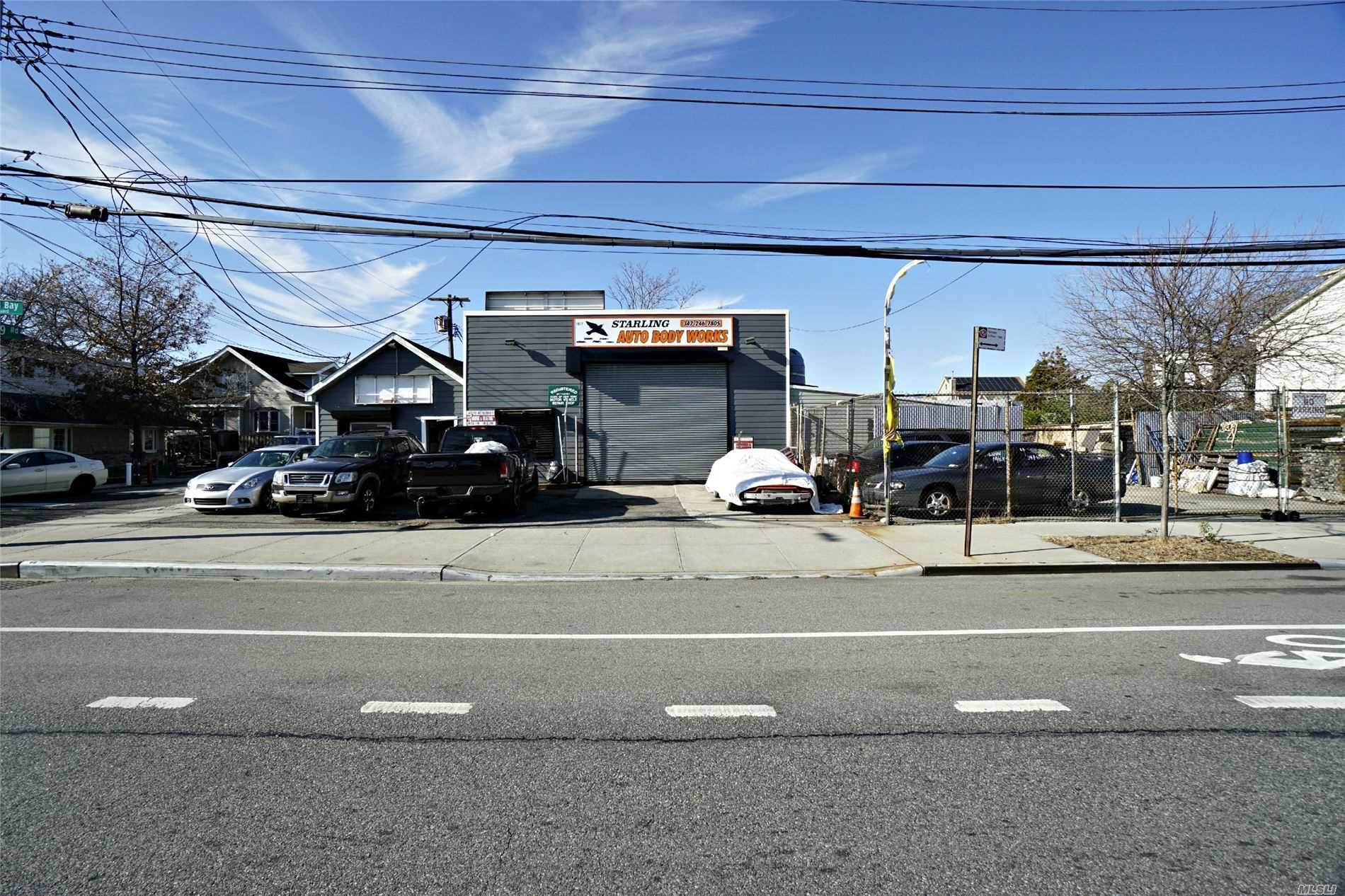 Commercial for sale in 18-17 Cross Bay Blvd, Broad Channel, NY ,11693