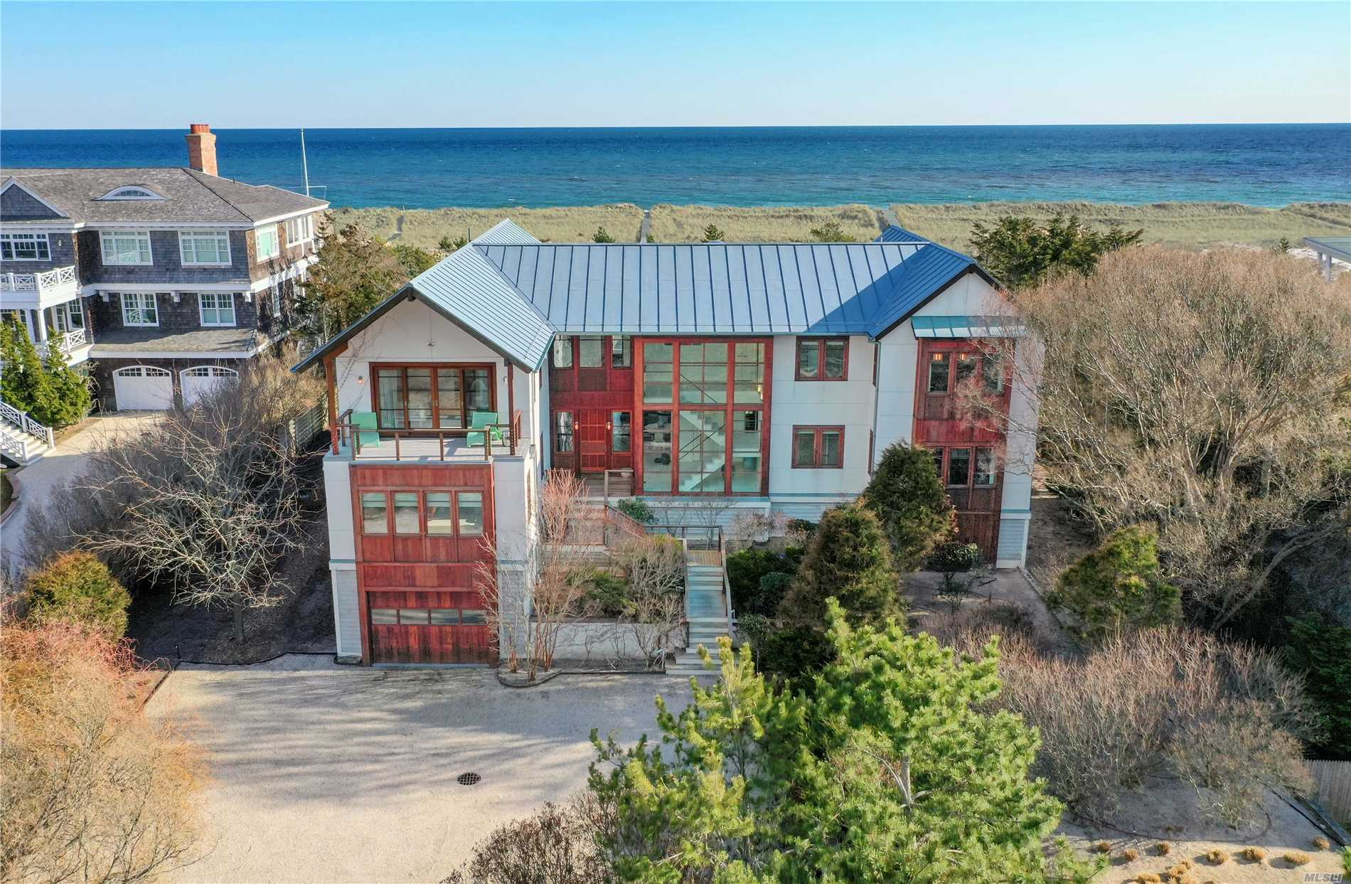 Residential For Sale in 127 Dune Rd, Westhampton Bch, NY ,11978