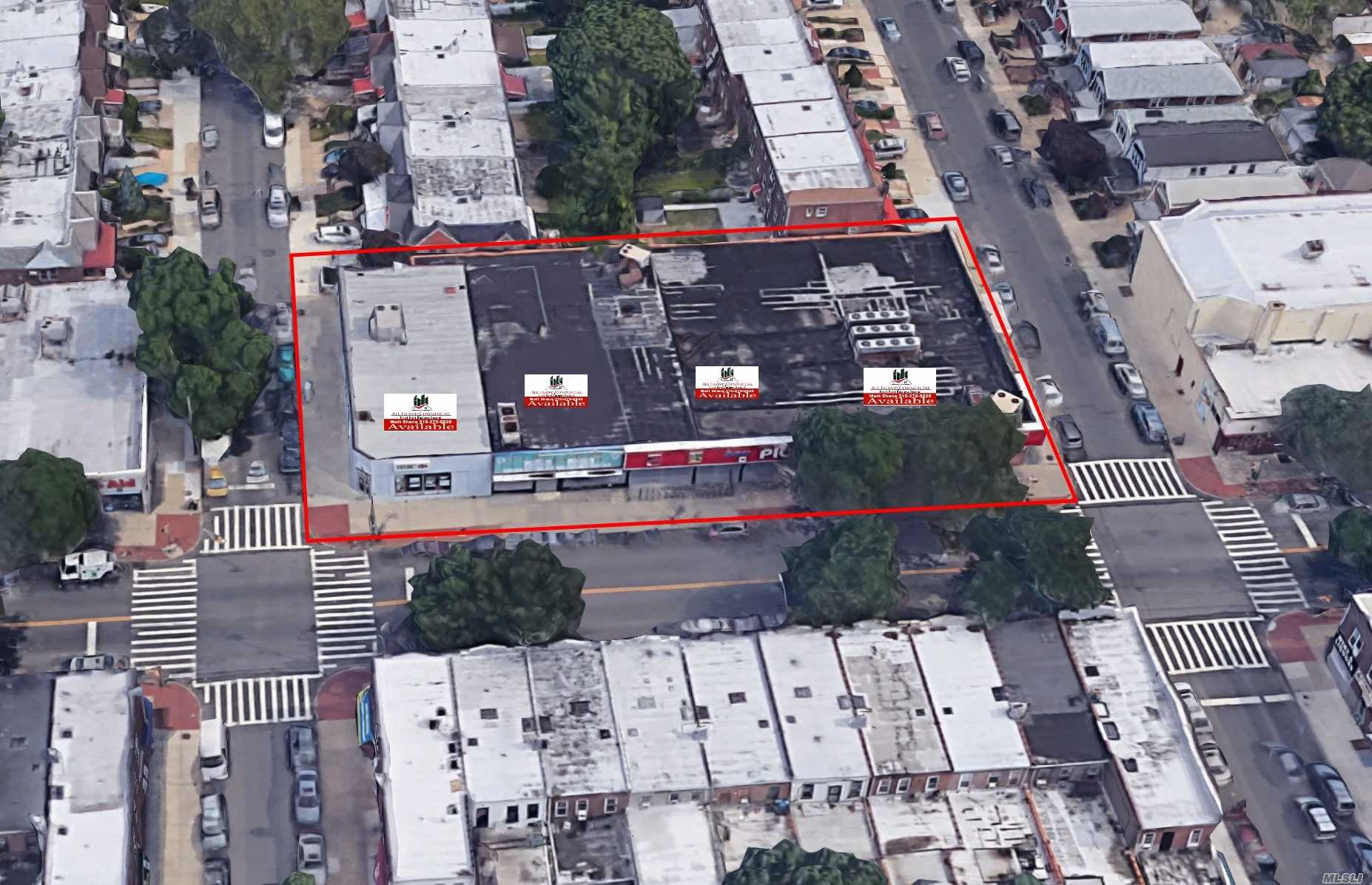 Commercial for sale in 4201-4225 Avenue D, Brooklyn, NY ,11203