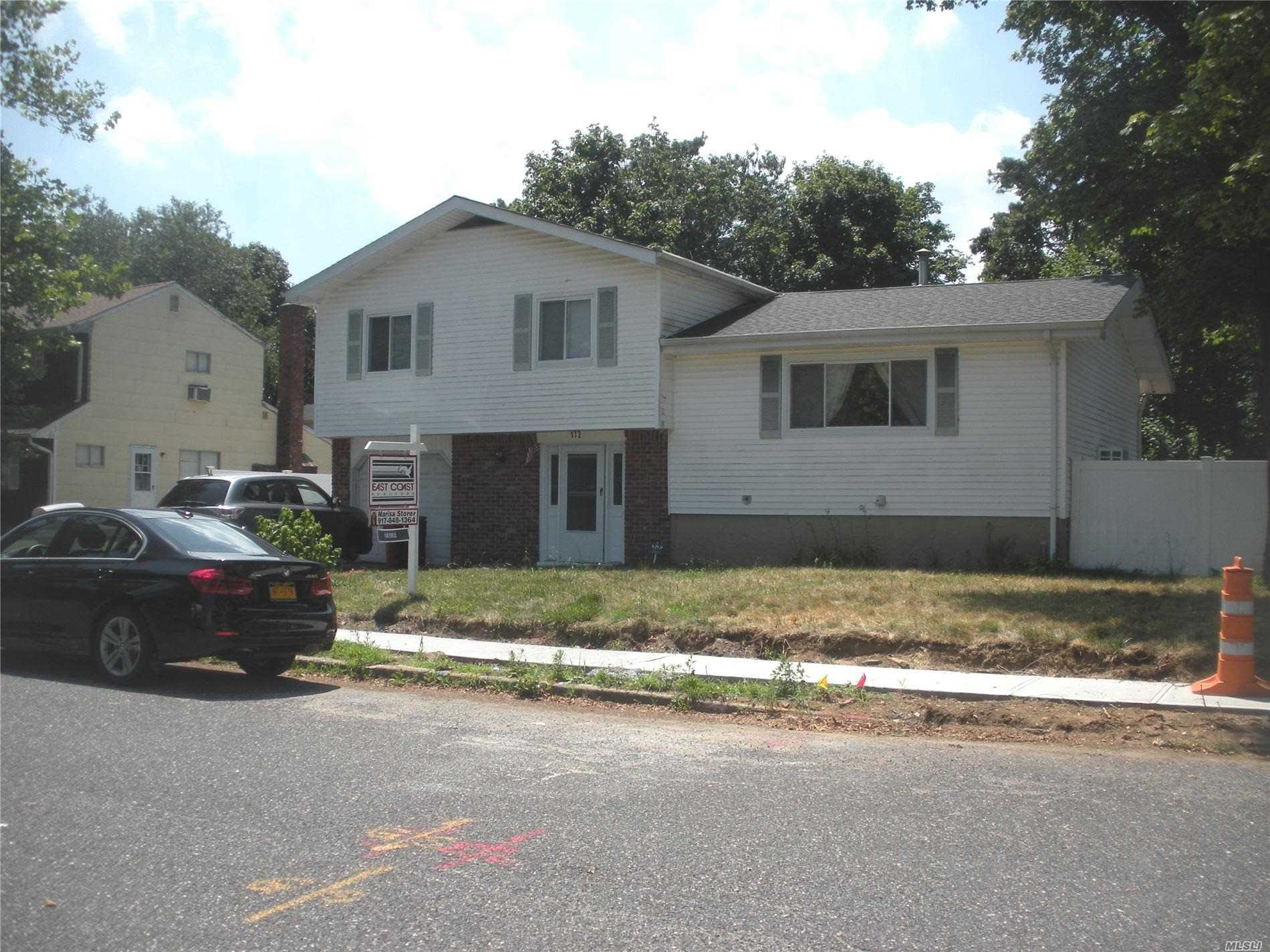 Residential For Sale in 172 Tree Ave, Central Islip, NY ,11722