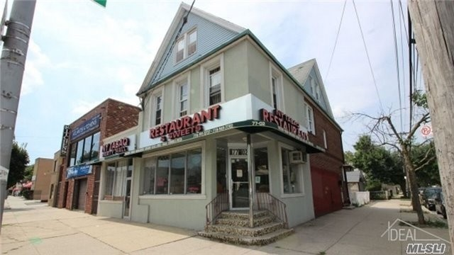 Commercial for sale in 77-02 164 St, Fresh Meadows, NY ,11366