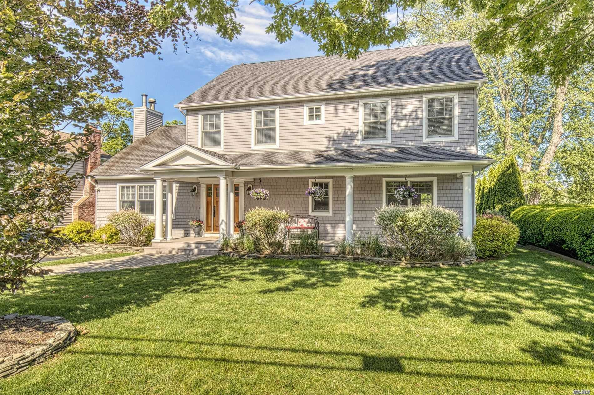 Residential For Sale in 111 Hewitt Blvd, Center Moriches, NY ,11934