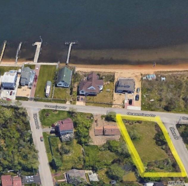 Land for sale in Ocean View Dr, Mastic Beach, NY ,11951