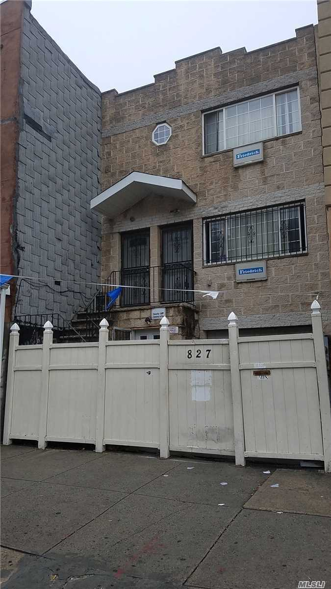 Residential For Sale in 827 Gates Ave, Brooklyn, NY ,11221