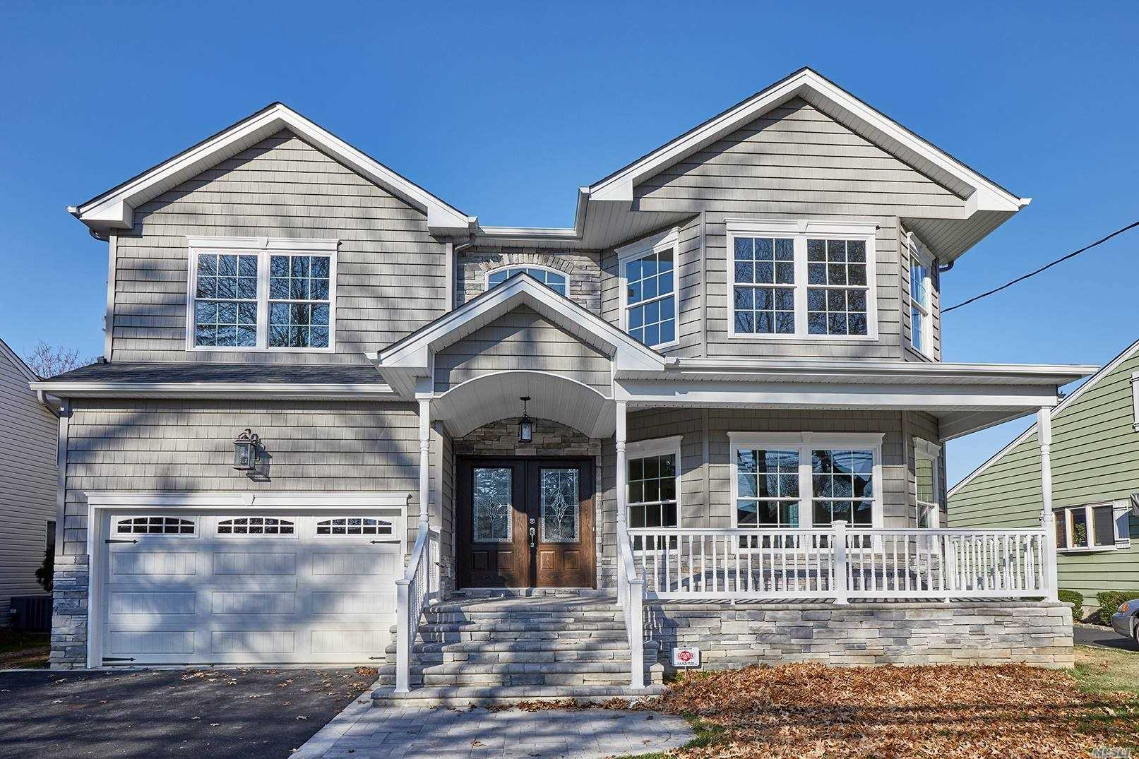 Residential For Sale in 1971 Waltoffer Ave, N. Bellmore, NY ,11710