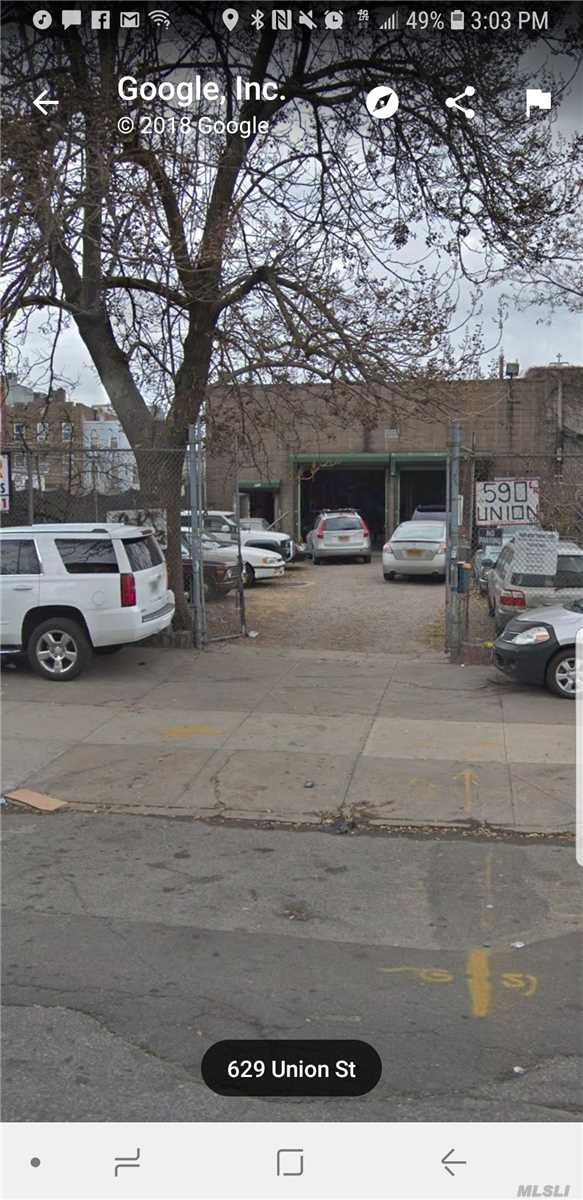 Commercial for sale in 590 Union St, Brooklyn, NY ,11215