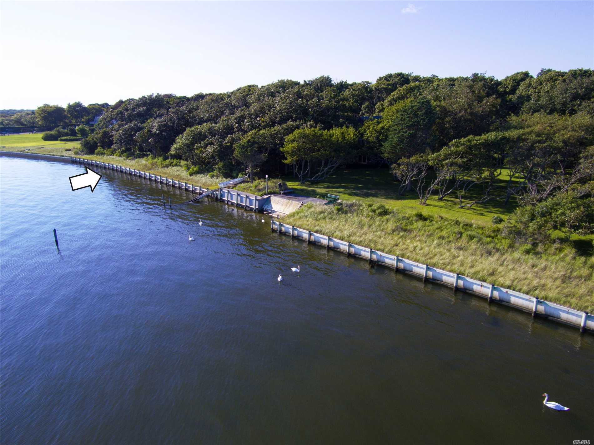 Land for sale in V/L Tuthill Point Rd, East Moriches, NY ,11940