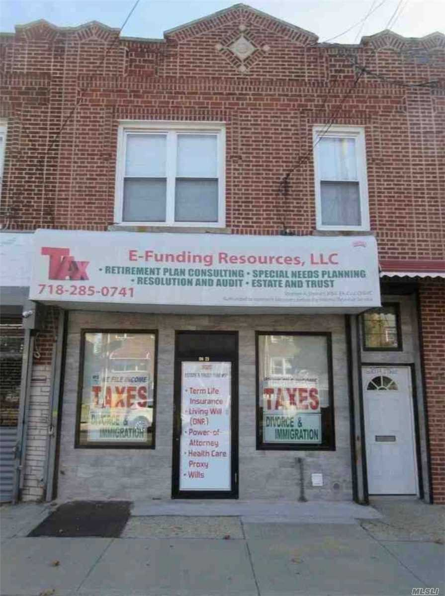 Commercial for sale in , S. Ozone Park, NY ,11420