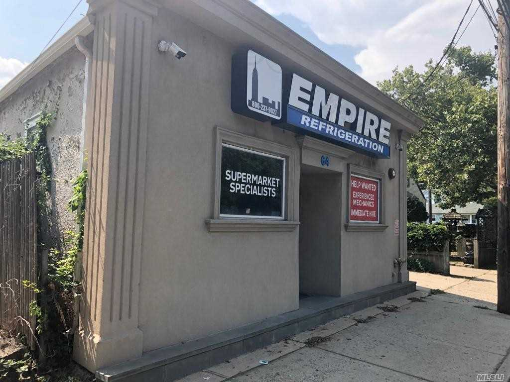 Commercial for sale in 64 Ocean Ave, Lynbrook, NY ,11563