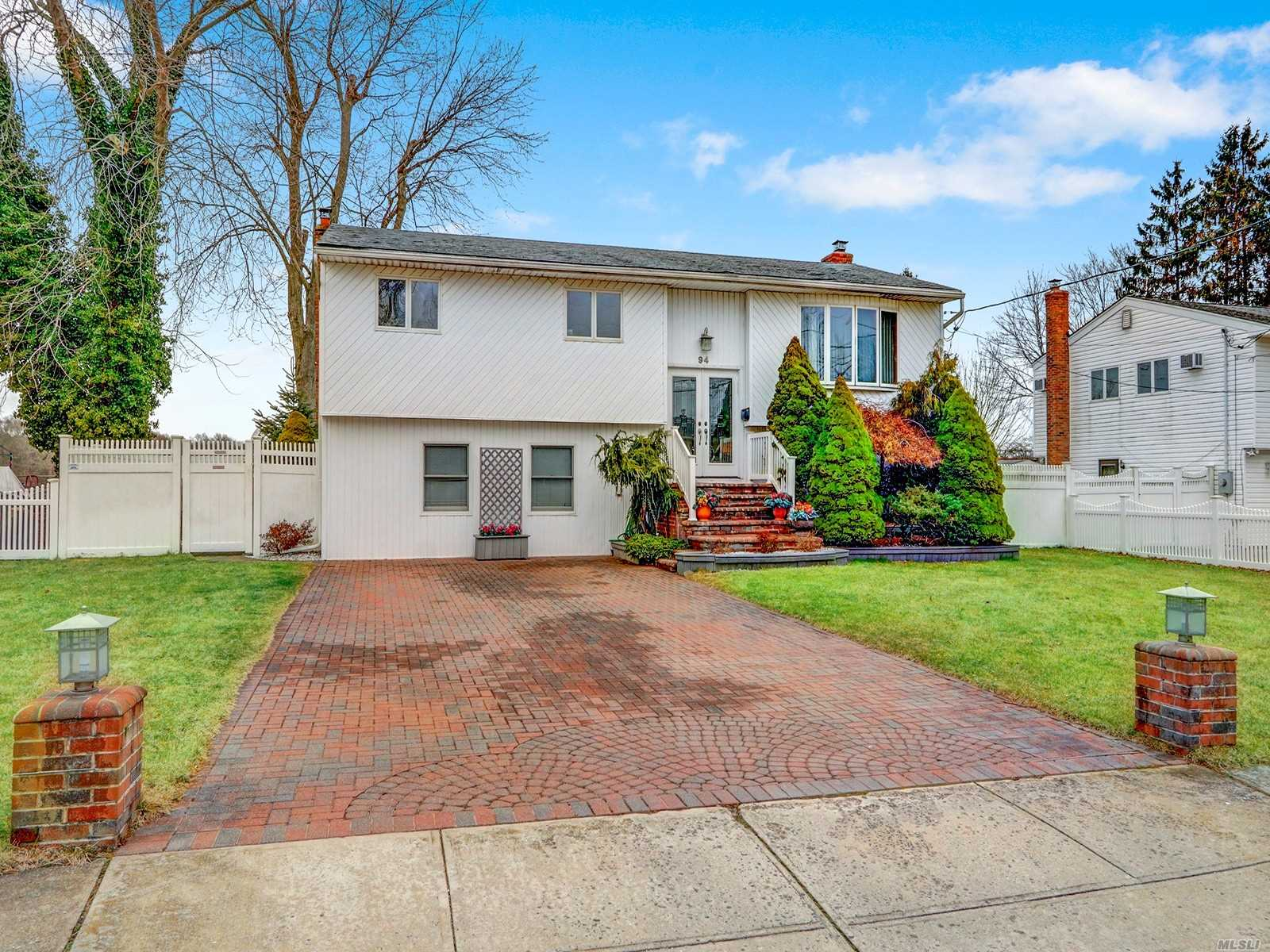 Residential For Sale in 94 Andrew Avenue, Islip Terrace, NY ,11752