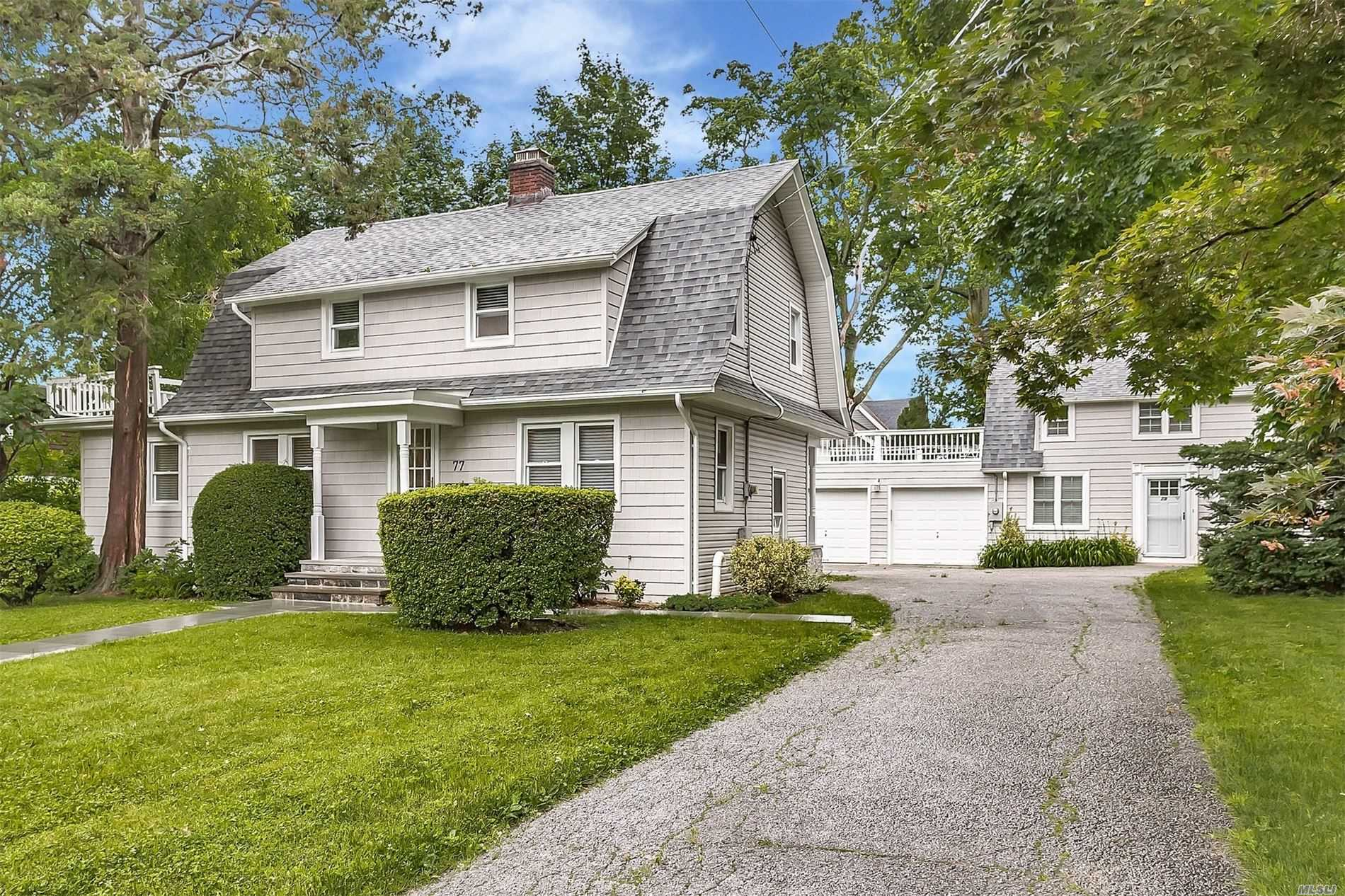 Residential For Sale in 77/79 Murray Ave, Port Washington, NY ,11050