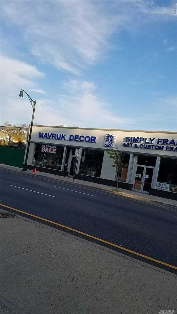 Commercial for sale in 225 Sunrise Hwy, Lynbrook, NY ,11563