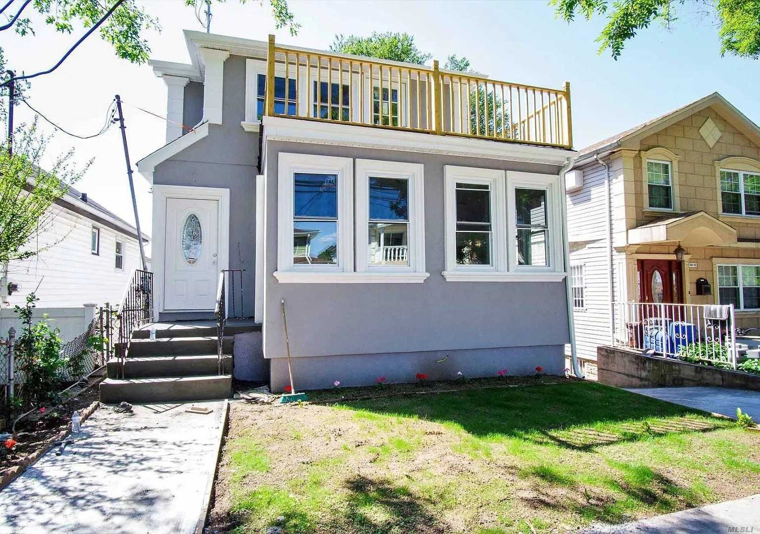 Residential For Sale in 145-52 223rd St, Springfield Gdns, NY ,11413