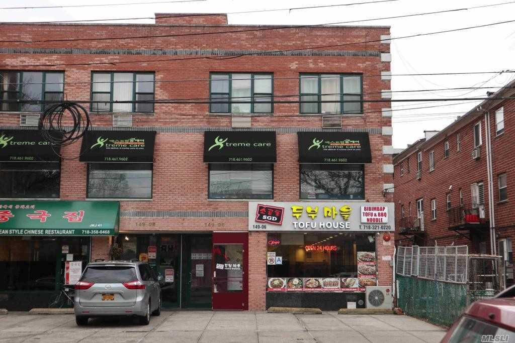 Commercial for sale in 149-06 41 Ave, Flushing, NY ,11355