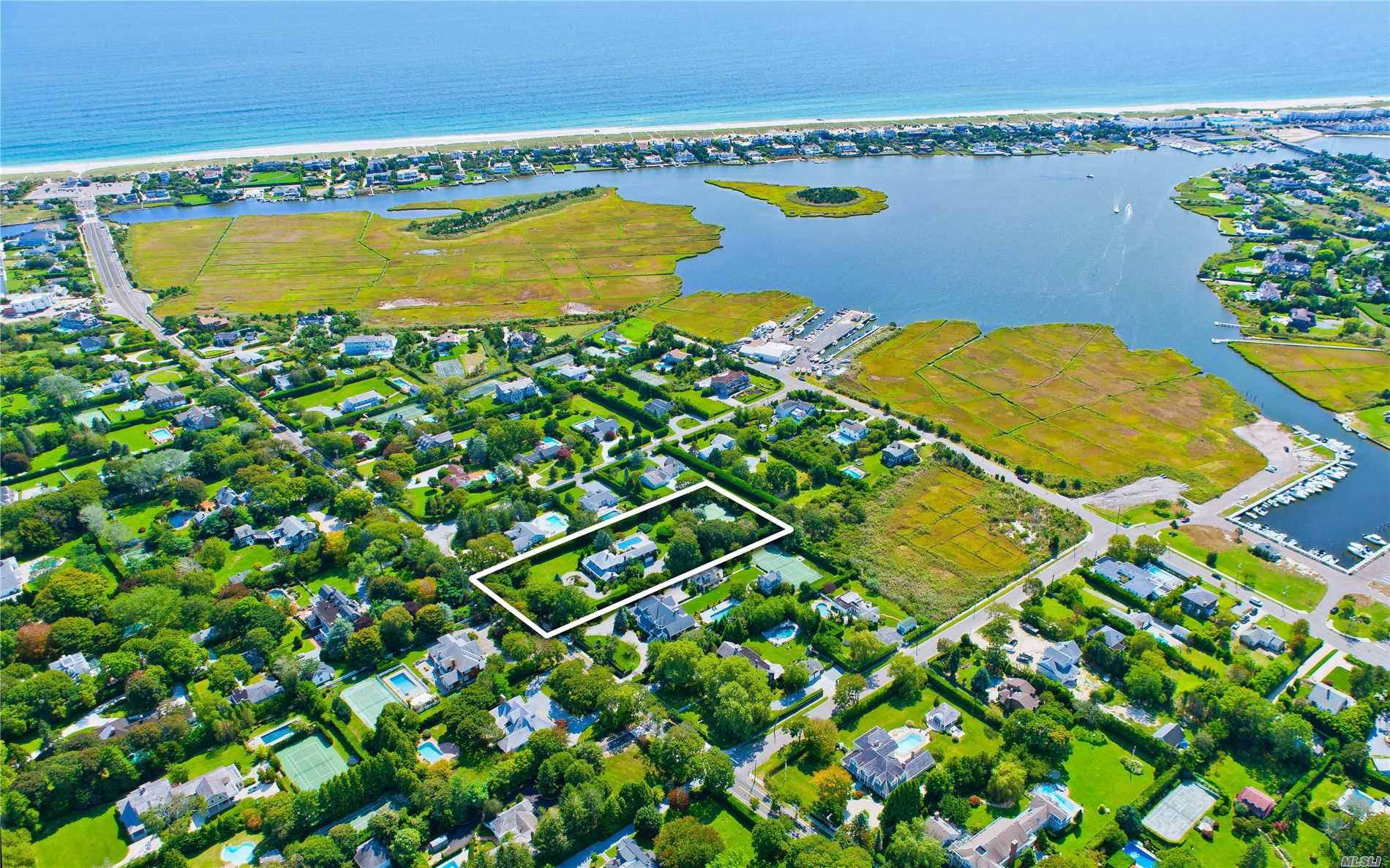 Residential For Sale in 67 Beach Ln, Westhampton Bch, NY ,11978
