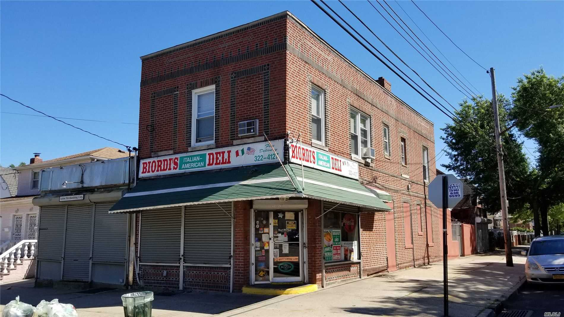 Commercial for sale in 128-02 135th Ave, S. Ozone Park, NY ,11420