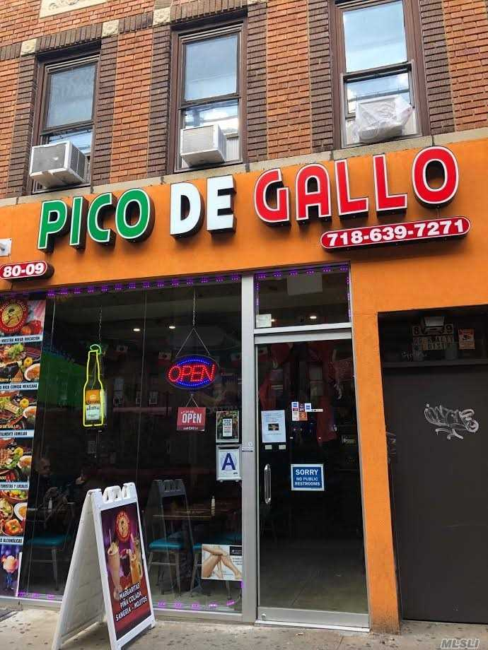 Residential For Sale in 80-09 Roosevelt Ave, Jackson Heights, NY ,11372