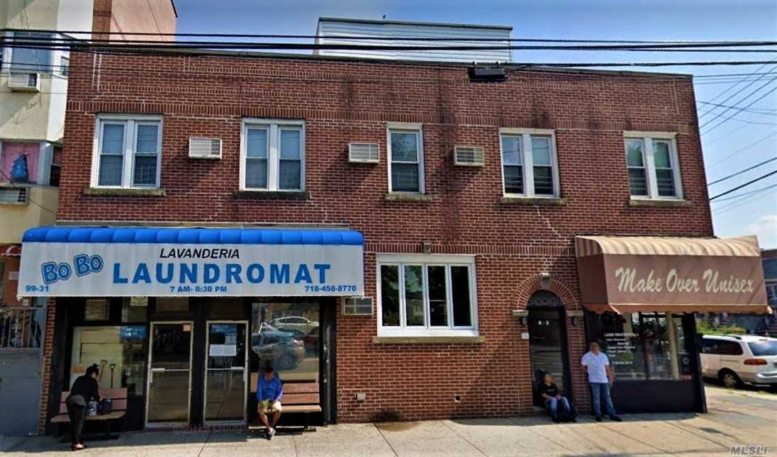 Commercial for sale in 99-31 Corona Ave, Corona, NY ,11368