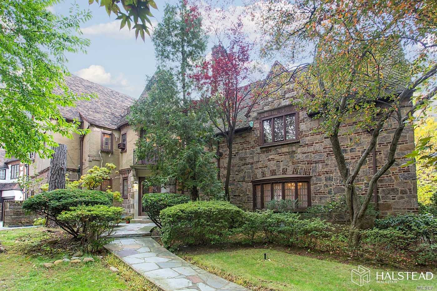 Residential For Sale in 70 Greenway South, Forest Hills, NY ,11375