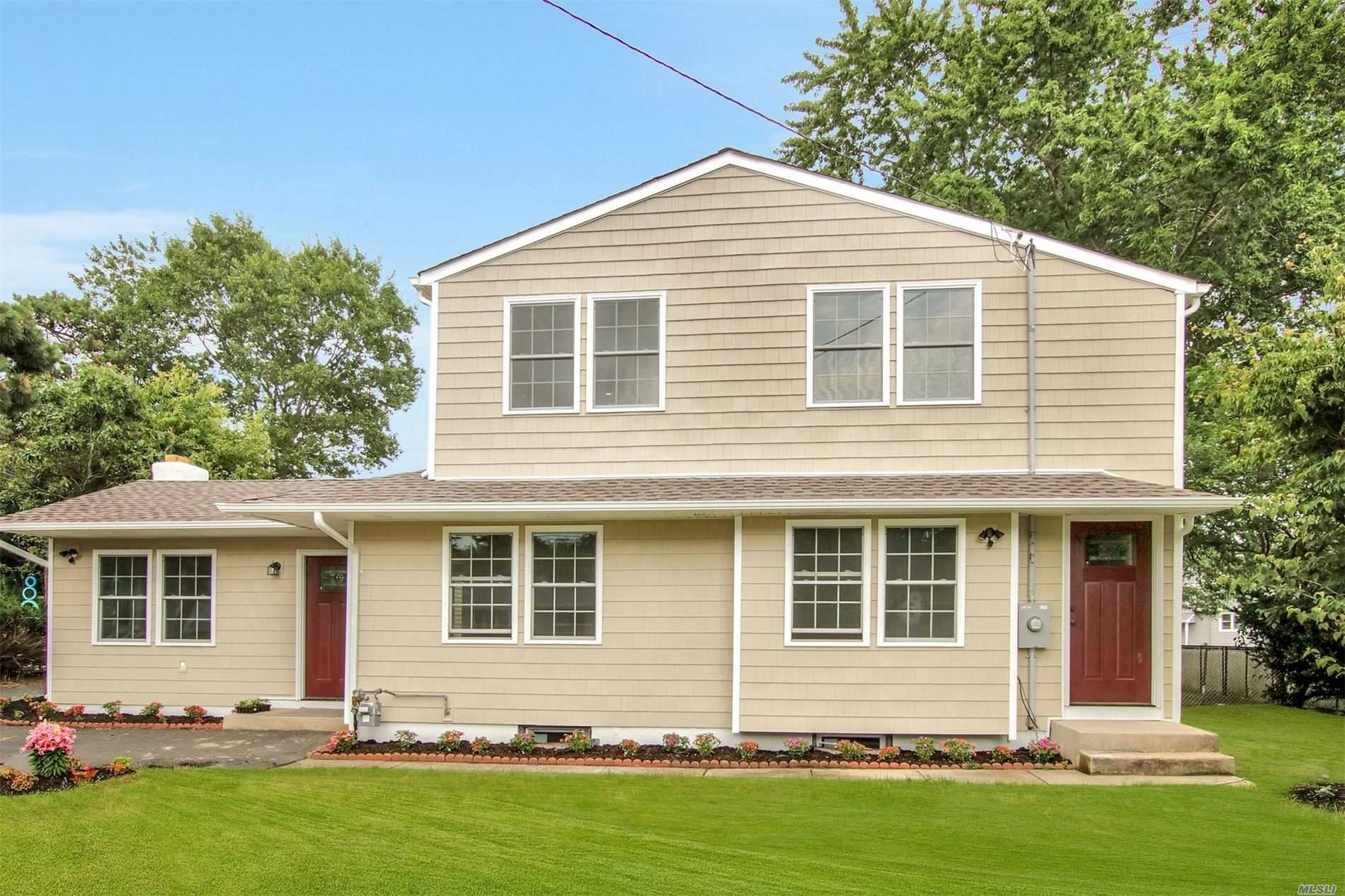 Residential For Sale in 51 Newton Ave, Selden, NY ,11784