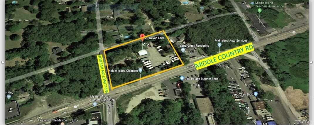 Commercial for sale in 28 Devon Ln, Middle Island, NY ,11953