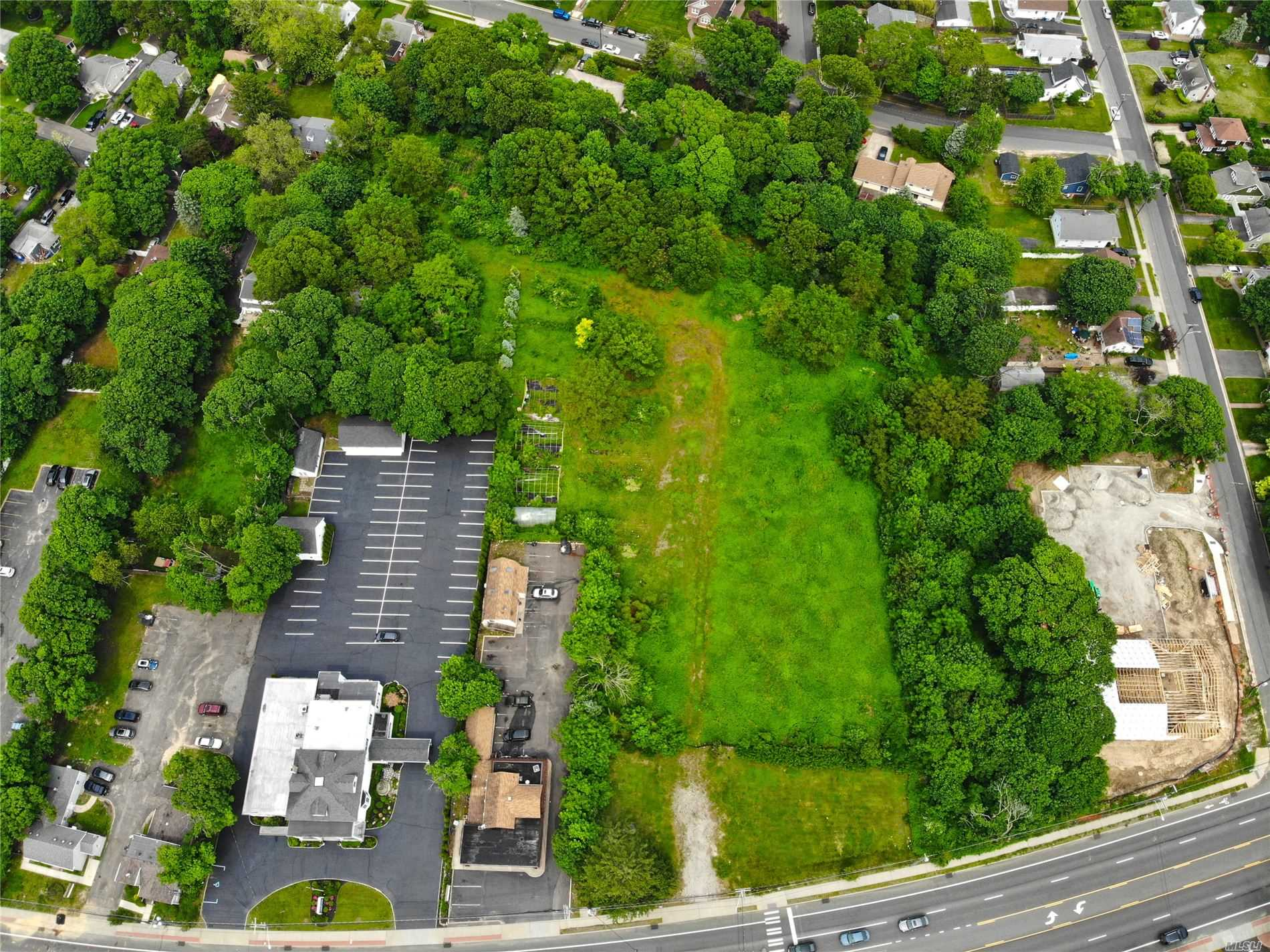 Land for sale in 527/529 Route 112, Pt.Jefferson Sta, NY ,11776