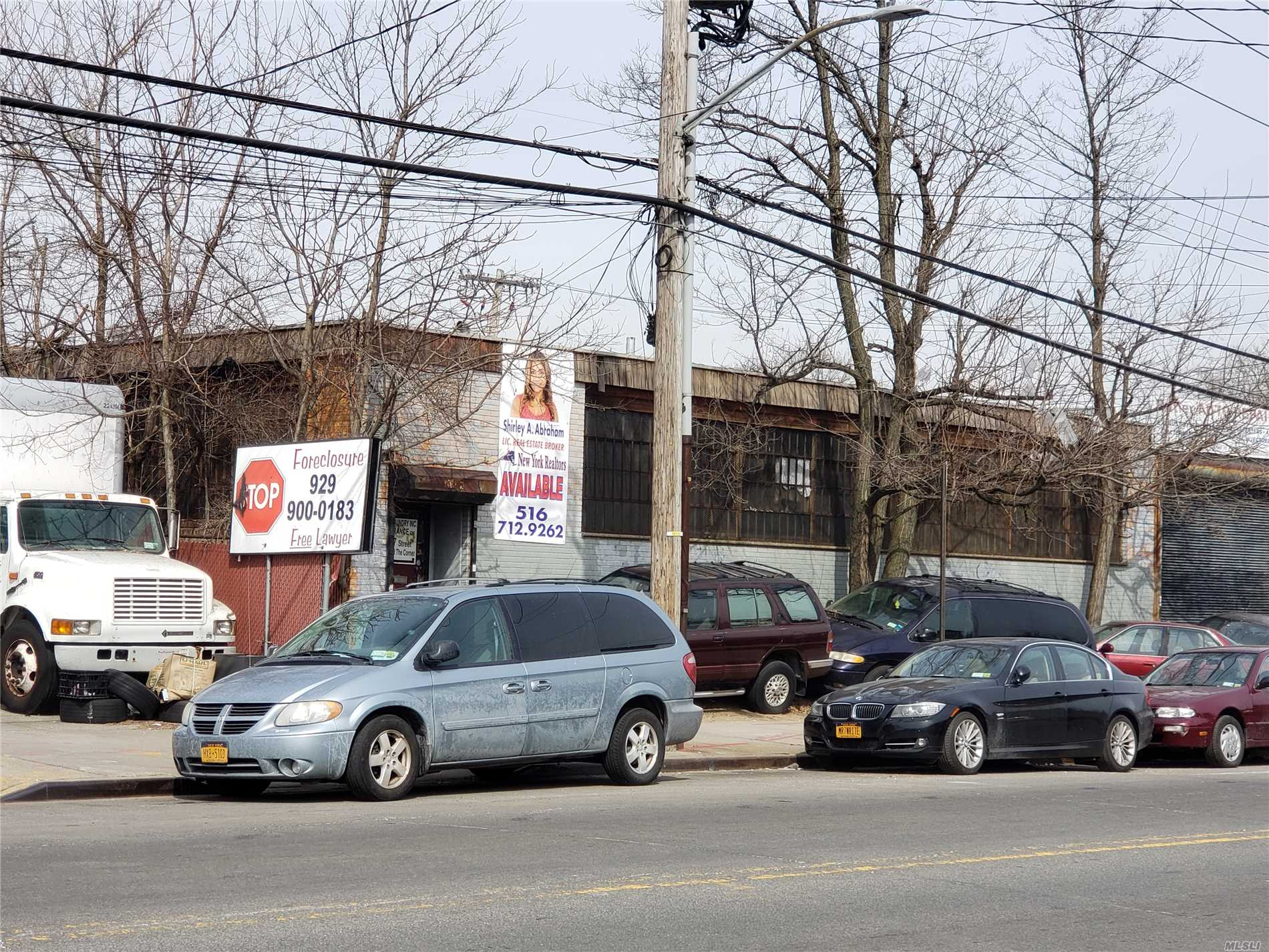 Commercial for sale in 155-45 Linden Blvd, Jamaica, NY ,11434