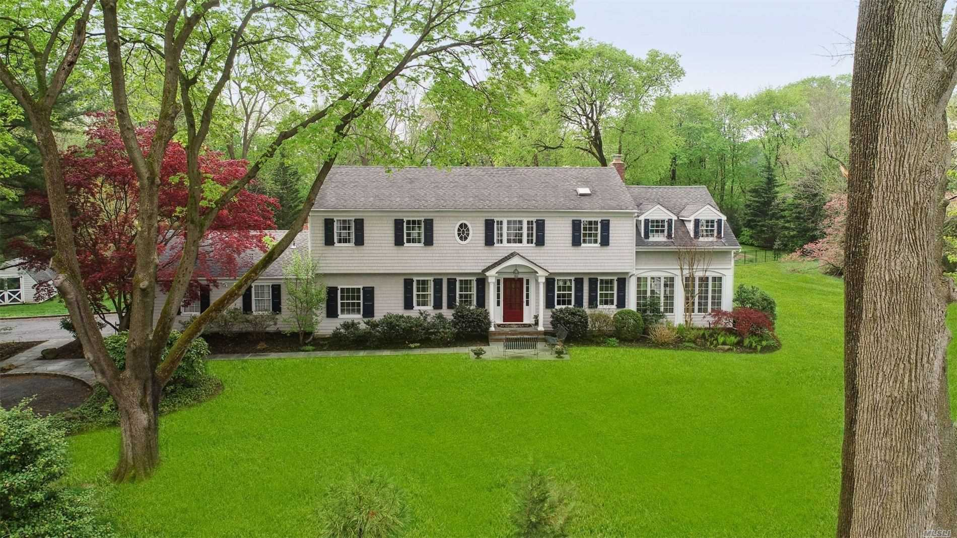 Residential For Sale in 47 Glen Way, Cold Spring Hrbr, NY ,11724