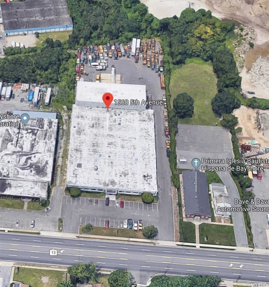 Commercial for sale in 1560 5th Ave, Bay Shore, NY ,11706