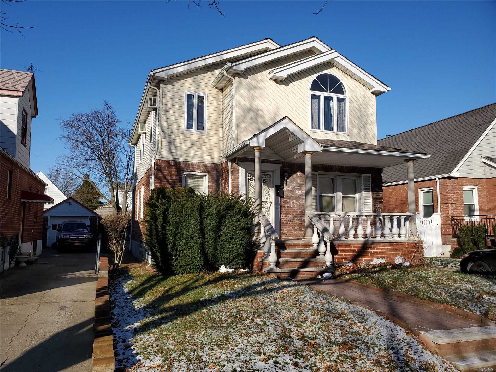 Residential For Sale in 118-48 235th Street, Cambria Heights, NY ,11411