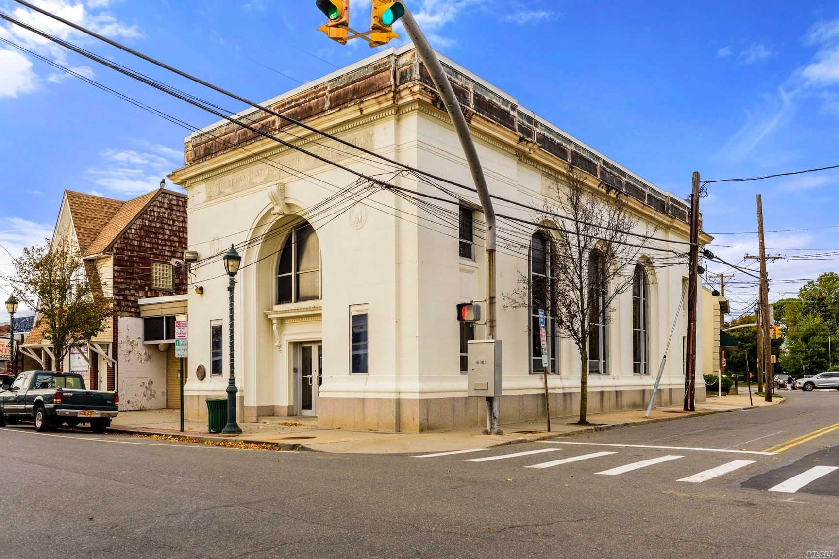 Commercial for sale in 40 Main St, E. Rockaway, NY ,11518