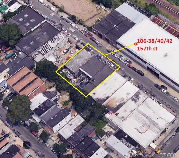 Commercial for sale in 106-38 157th St, Jamaica, NY ,11433