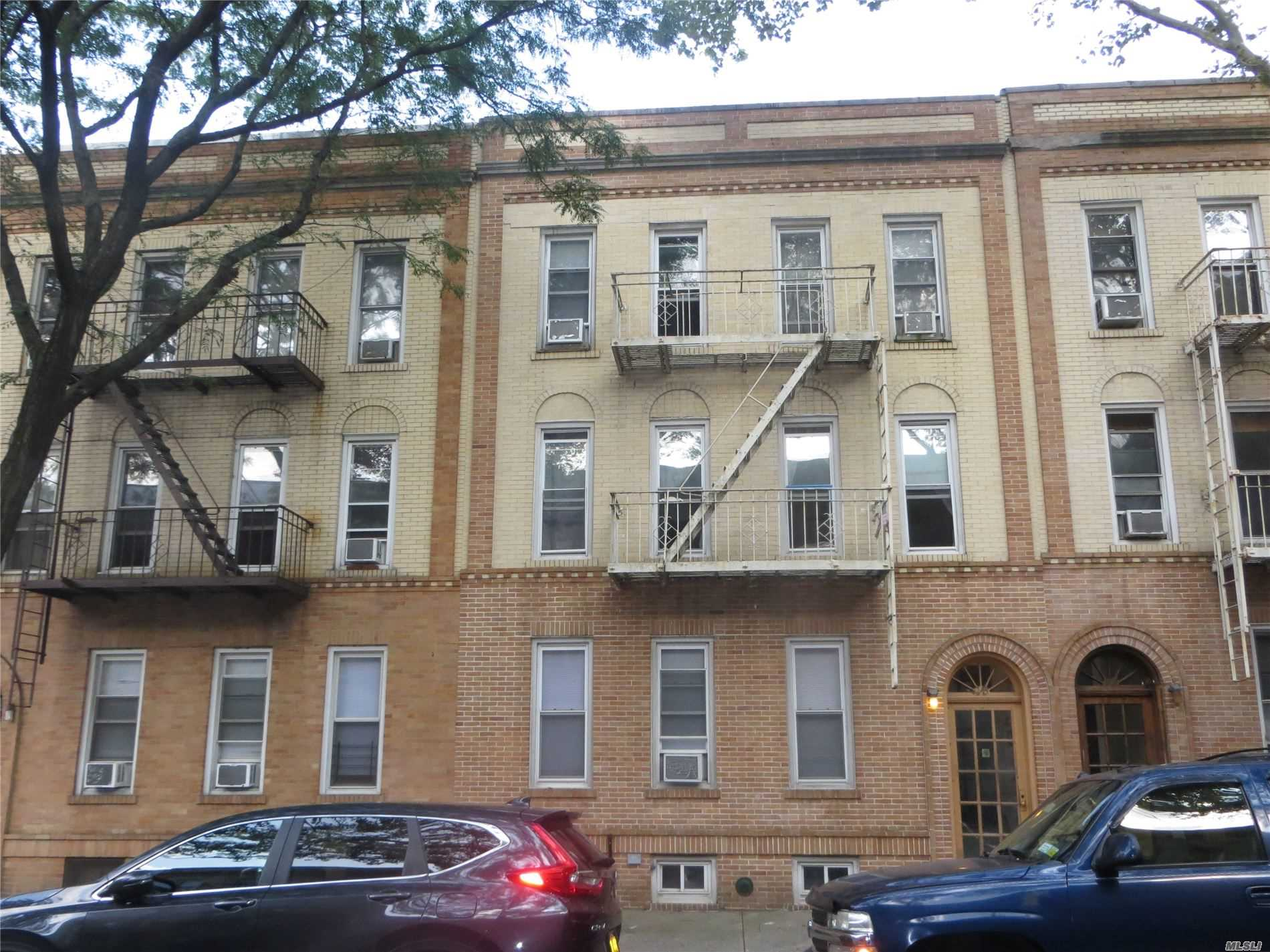 Commercial for sale in 4143 49th St, Sunnyside, NY ,11104