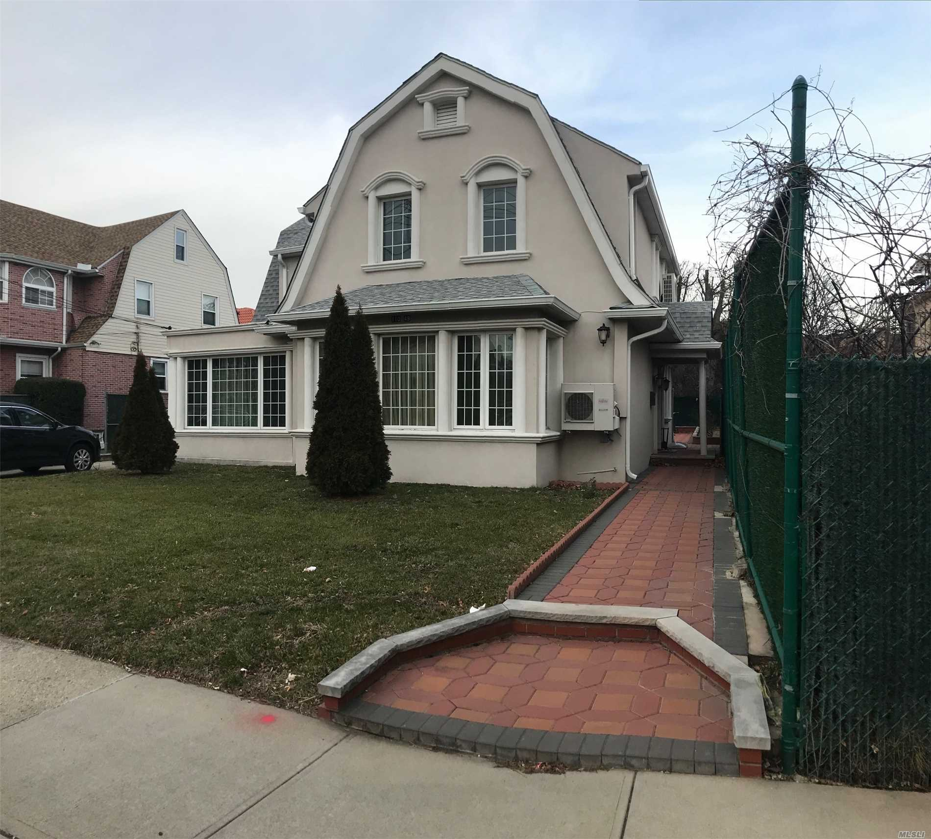 Residential For Sale in 110-49 68th Dr, Forest Hills, NY ,11375