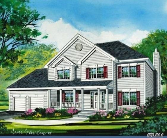 Residential For Sale in LOT #6 Coleen Court, Centereach, NY ,11720