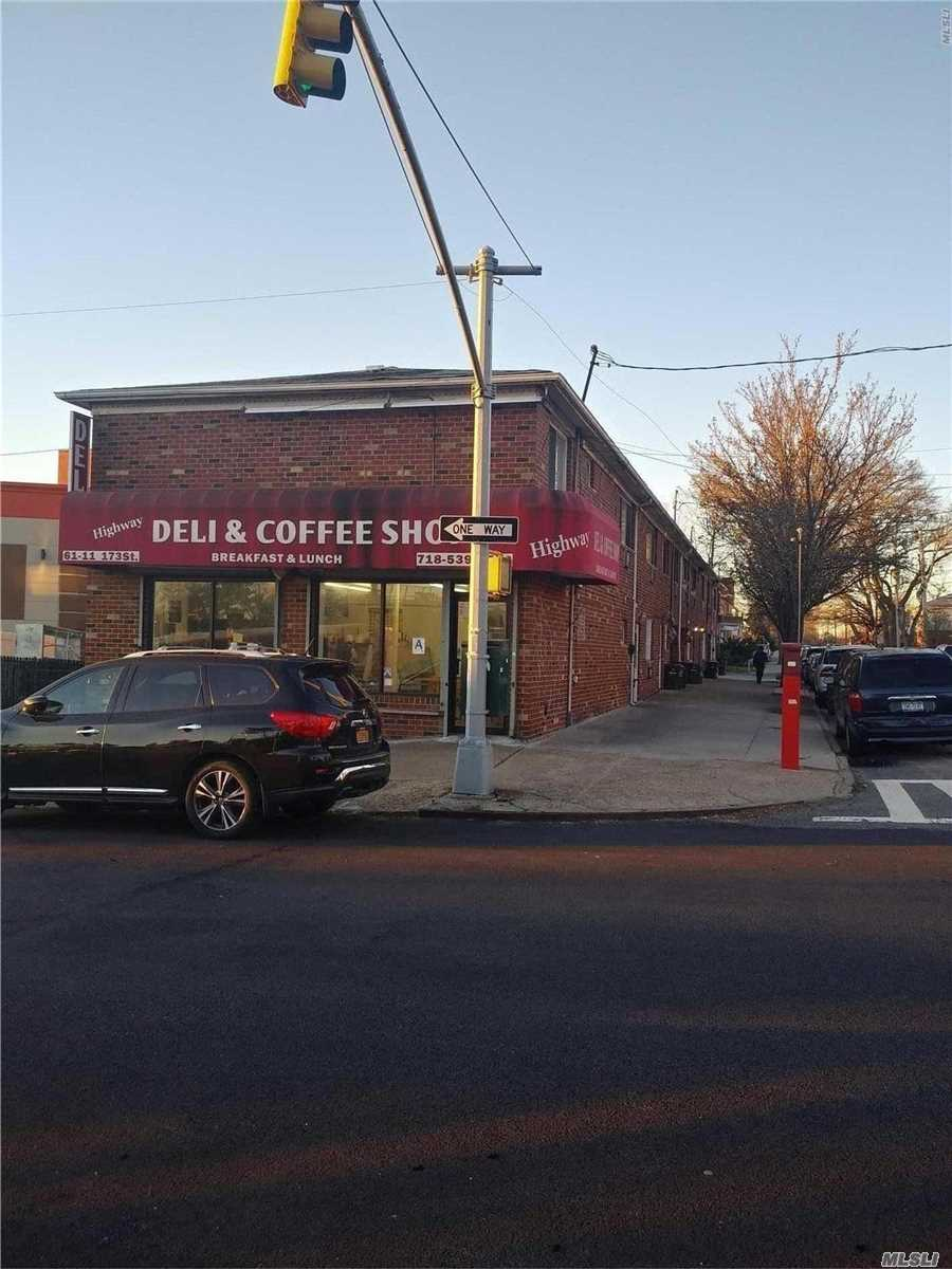 Commercial for sale in 61-11 173 St, Fresh Meadows, NY ,11365