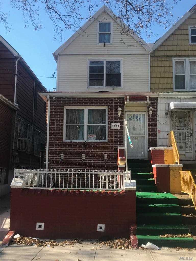 Residential For Sale in 1320 Troy Ave, East Flatbush, NY ,11203