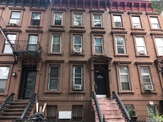 Residential For Sale in 123 Albany Ave, Brooklyn, NY ,11213
