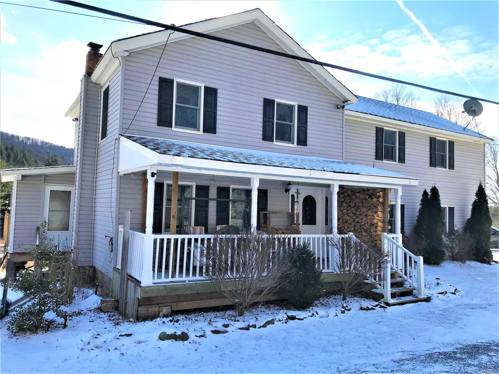 Residential For Sale in 154 Harpersfield N Rd, Out Of Area Town, NY ,12093