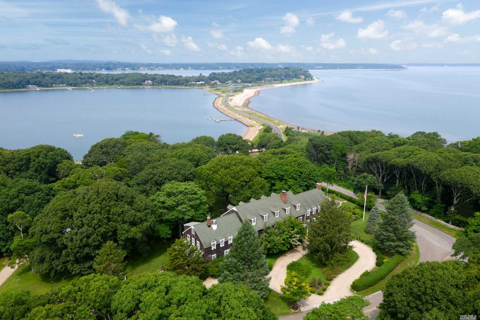 Residential For Sale in 108 Ram Island Dr, Shelter Island, NY ,11964