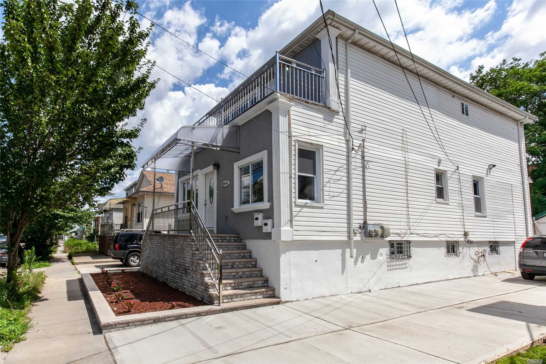 Residential For Sale in 146-63 177 St, Springfield Gdns, NY ,11413