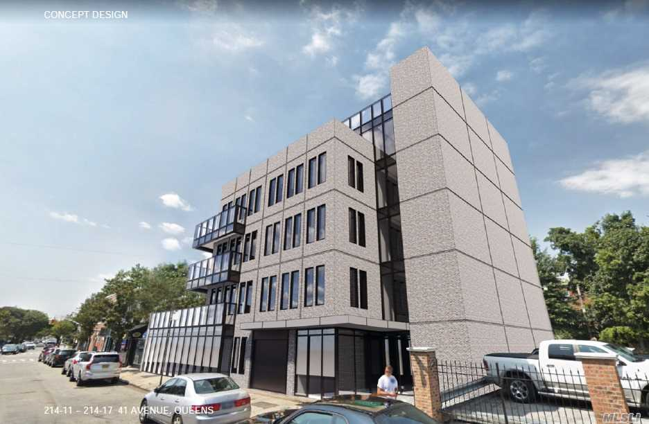 Commercial for sale in 214-11-17 41st Ave, Bayside, NY ,11361