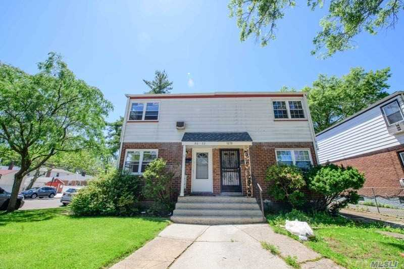 Residential For Sale in 5052 Francis Lewis Blvd, Oakland Gardens, NY ,11364