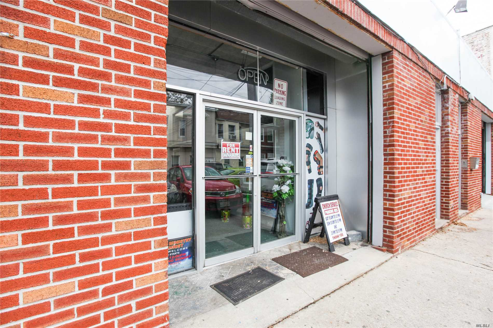 Commercial for sale in 87-11 118th St, Richmond Hill, NY ,11418